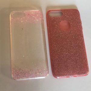 Accessories - (2) IPhone 7 PLUS Cases